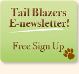Tail Blazers Newsletter Sign Up
